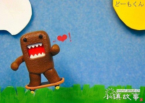 可爱小玩偶素材图片 等候生命中最温暖的时刻