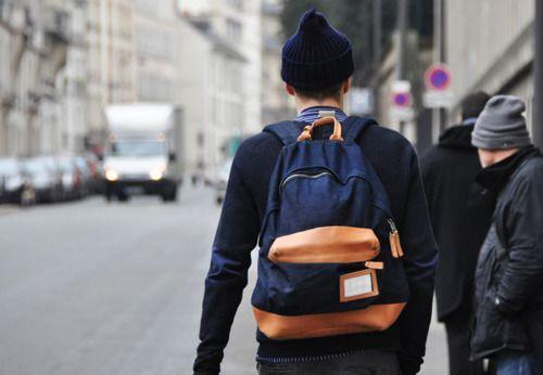 唯美图片:背包旅行 (2)